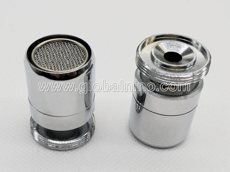 faucet 360 degree swivelling aerator